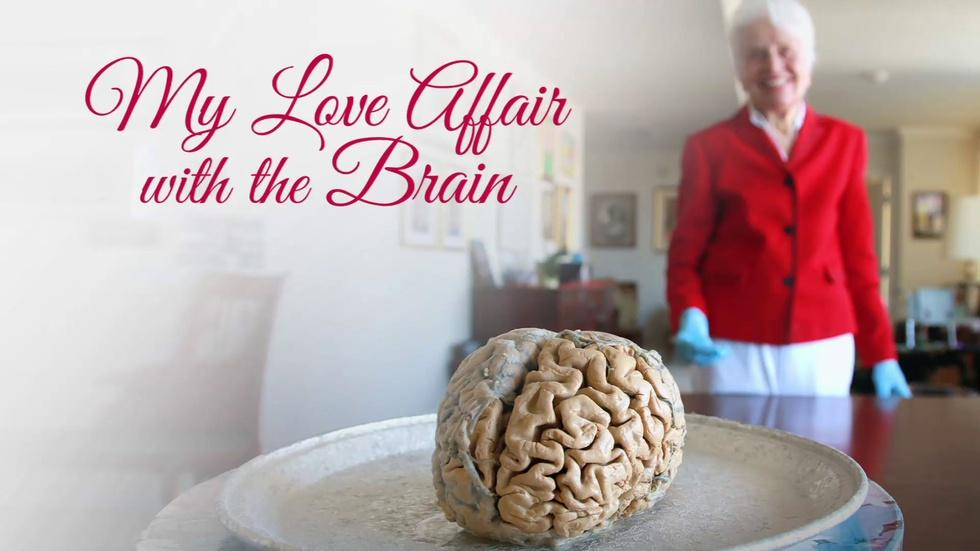 My Love Affair with the Brain: The Life and Science of Dr. M image