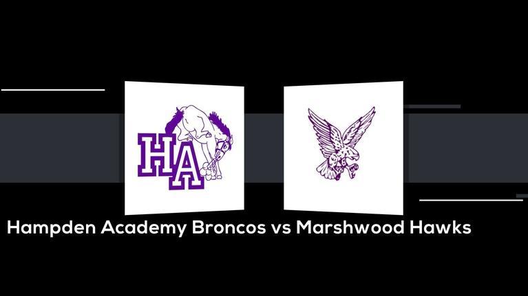 Maine High School Basketball Tournament: Hampden Academy vs. Marshwood Girls Class A 2020 State Final