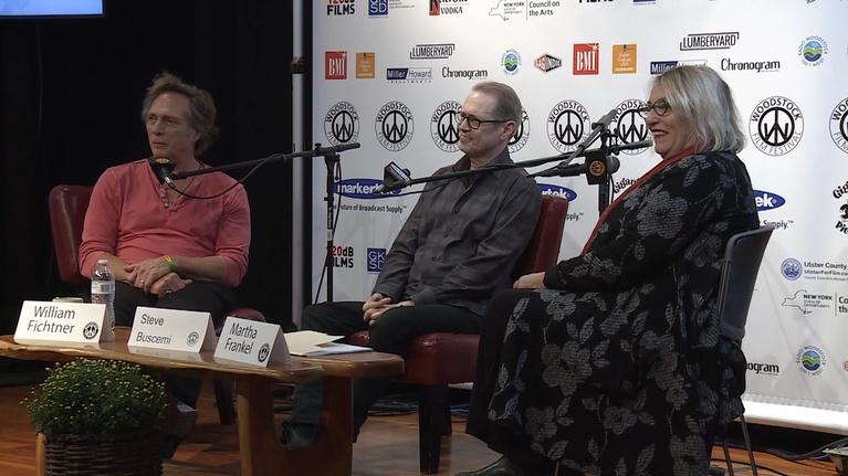 AHA! A House for Arts: Actors Panel