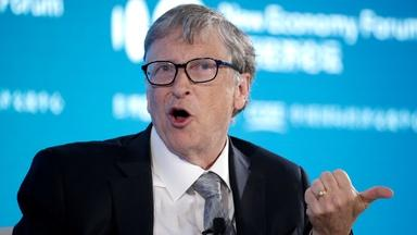 Bill Gates on climate change and the pandemic response