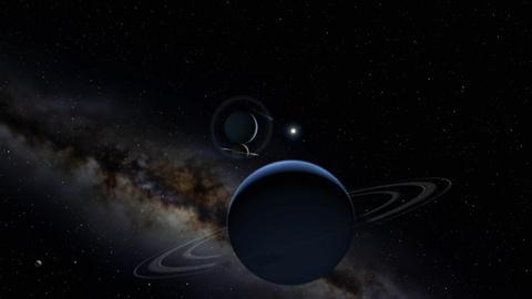 NOVA -- The 170-Year Search for a Planet Beyond Neptune