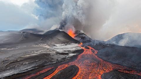 NOVA -- Killer Volcanoes Preview