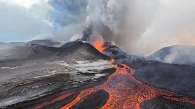 Killer Volcanoes Preview