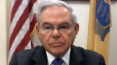 Sen. Bob Menendez pushes for COVID-19 response investigation