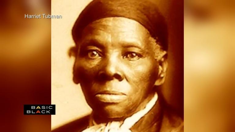 Basic Black: Harriet Tubman Movie & 1619