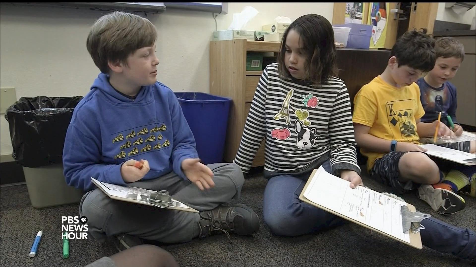 Media Literacy Helping Students Discern Fake News
