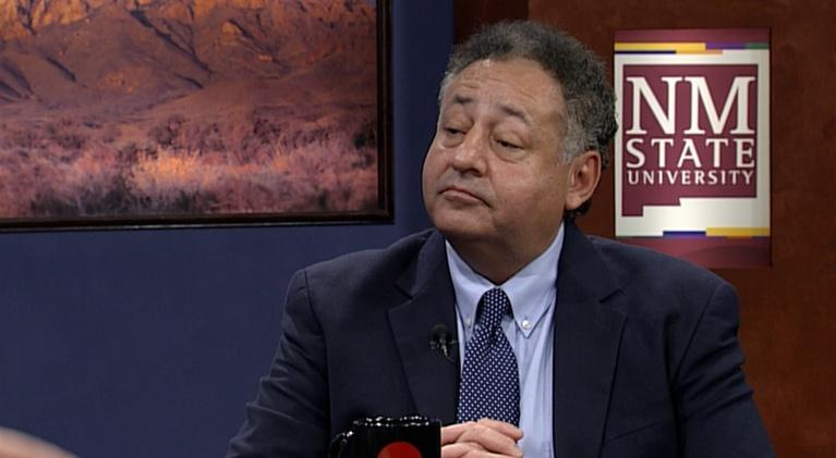KRWG Newsmakers: Newsmakers 1018 - J. Pacheco pt.2   July 12, 2018