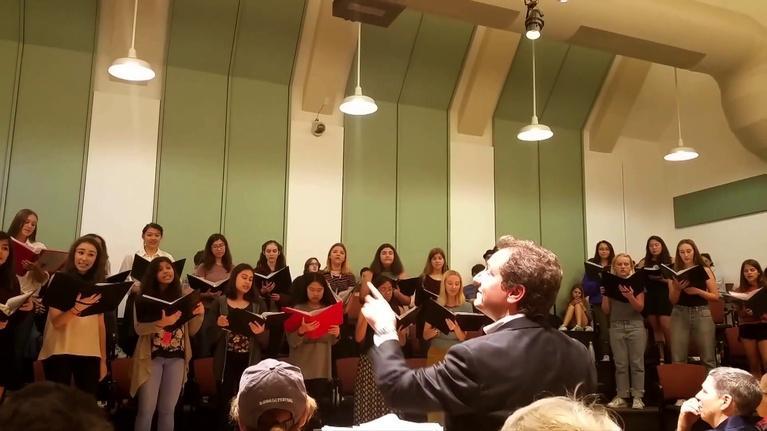 LAaRT: Colburn Vocal Ensembles