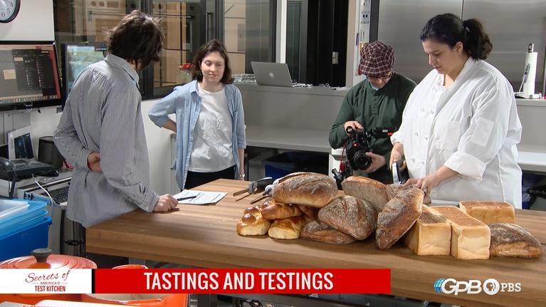 GPB Originals: Tastings and Testings