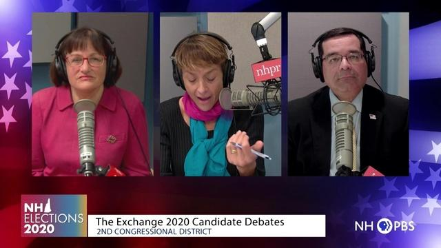 NH Congressional District 2 Debate - NH Election 2020
