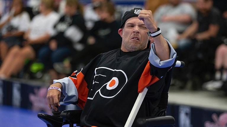 You Oughta Know: PowerPlay: Philadelphia's Wheelchair Hockey Team