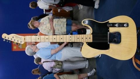 "S24 E17: Appraisal: 1952 Fender ""Esquire"" Guitar"