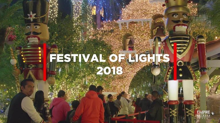 State of the Empire: Festival of Lights 2018
