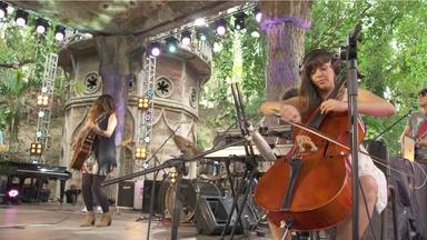Music Education in Cuba: Yanet the Cellist
