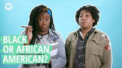 "Are you ""Black"" or ""African American?"""