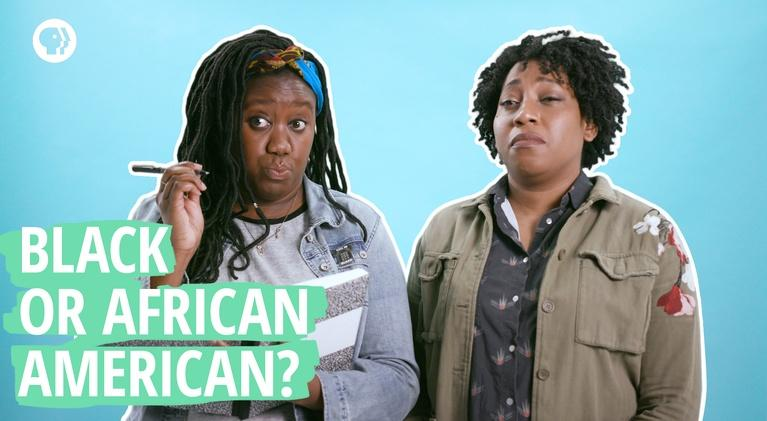 "Say It Loud: Are you ""Black"" or ""African American?"""