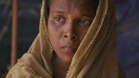 FRONTLINE -- Rohingya Survivors Speak Out About Mass Rape