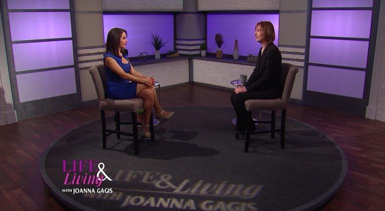 Life & Living with Joanna Gagis: Maria Lara; Monica Vermeulen; Ken Zaentz