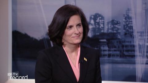 State Treasurer Elizabeth Muoio