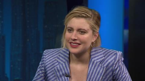 """Amanpour and Company -- Greta Gerwig Discusses Her Adaptation of """"Little Women"""""""