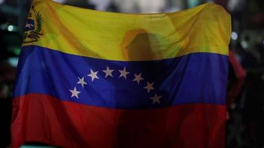 In Venezuela, a struggle for power and a humanitarian crises