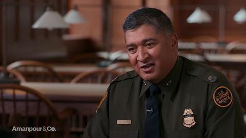 U.S. Border Patrol Deputy Chief Discusses Family Separation