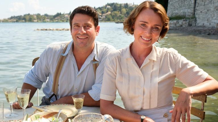 The Durrells in Corfu: Louisa & Spiros