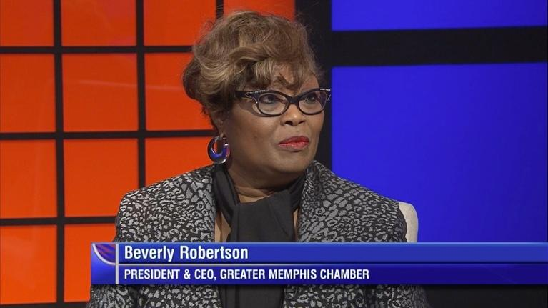 Behind the Headlines: President & CEO Greater Memphis Chamber