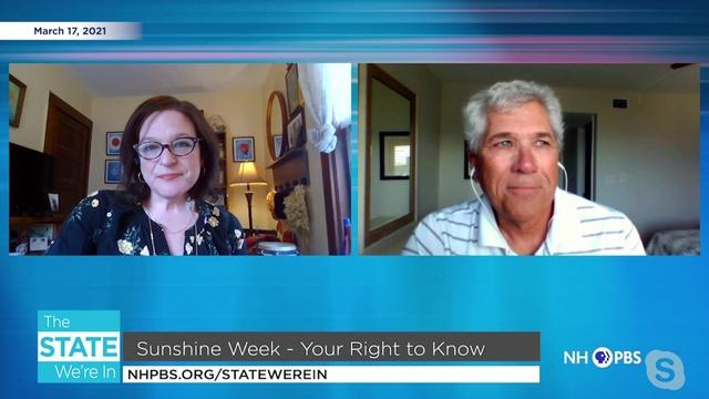 3/17/2021 - Sunshine Week - Your Right to Know