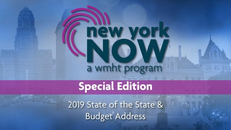 New York NOW: The 2019 State of the State and Budget Address