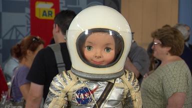 Appraisal: Miniature Mercury Space Suit, ca. 1962