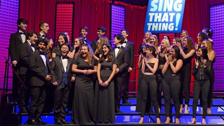Sing That Thing!: Sing That Thing! Season 5 Overall Winner