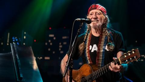 Austin City Limits -- Willie Nelson