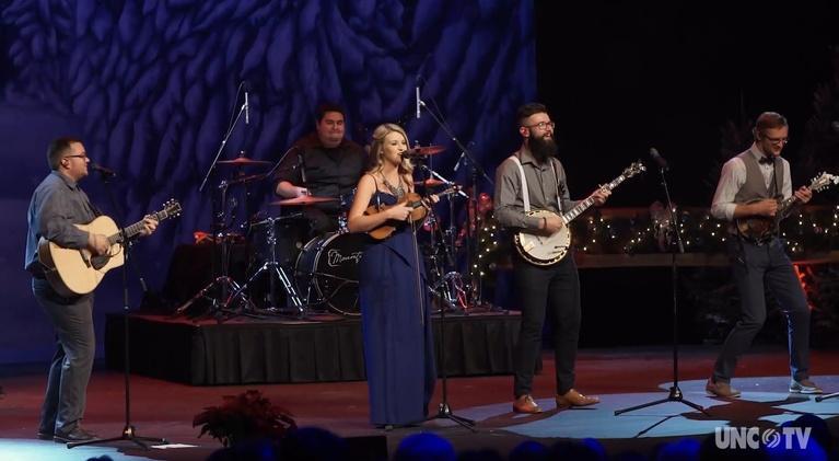 UNC-TV Presents: Sounds of Christmas: Summer Brooke & The Mountain Faith Band