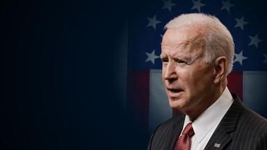 President Joe Biden's first joint address to Congress