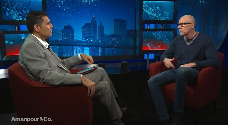 Amanpour and Company: Scott Galloway Offers an Analysis of Silicon Valley