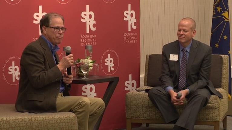 Economic Outlook: A one on one discussion with Senator Mike Braun