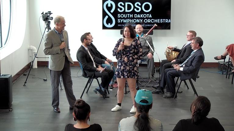 SDPB Specials: South Dakota Symphony Orchestra's Young Composers Concert