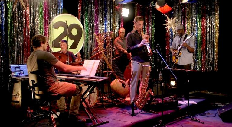 Sounds on 29th: Mark Fox & The Sonic Nomads