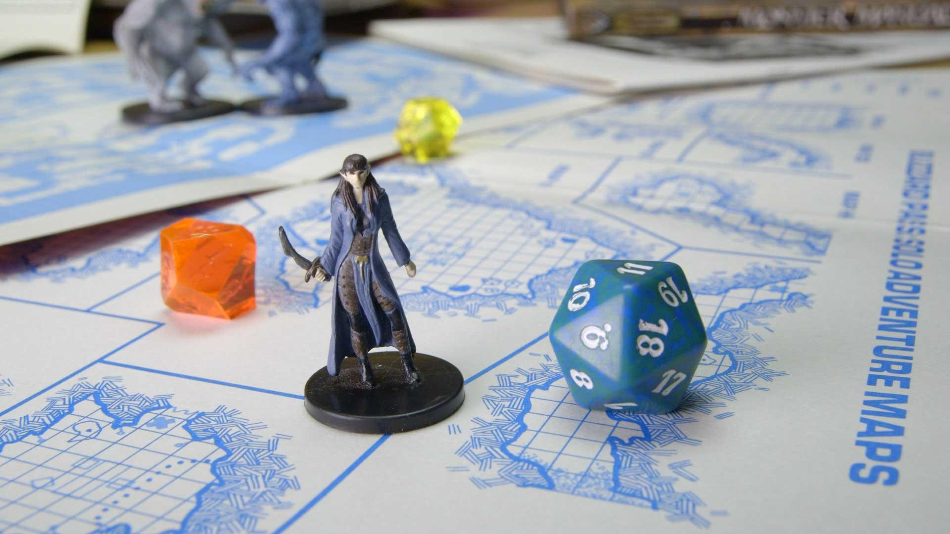 Could Dungeons and Dragons Help Fight Screen Addiction?