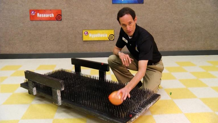 Science Minutes: Science Minutes: Bed of Nails