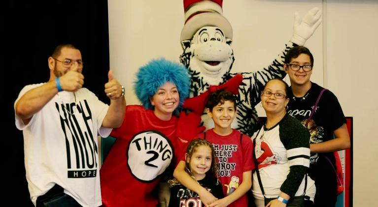 WEDU Specials: Free Tuesday Featuring The Cat in the Hat