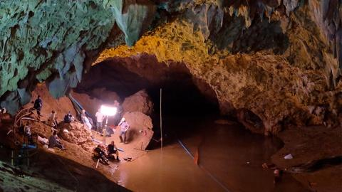 S45 E14: Thai Cave Rescue