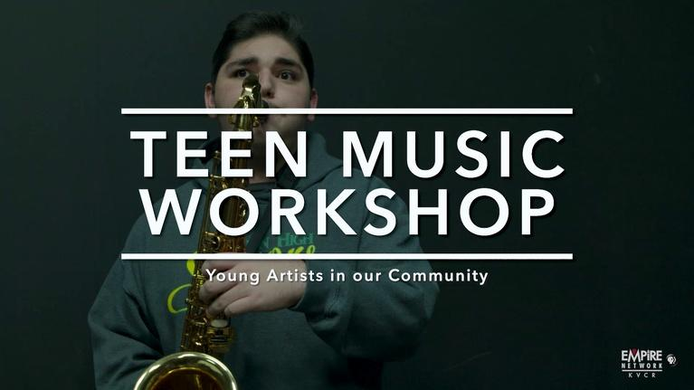 Expressions of Art: Teen Music Workshop