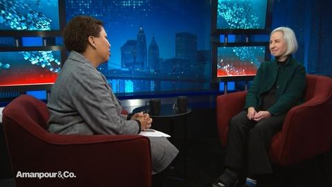 Amanpour and Company -- Martha Minow on Forgiveness in the US Legal System