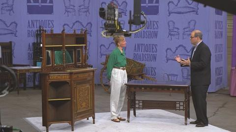 Antiques Roadshow -- S21 Ep22: Appraisal: Herter Bros. Sideboard & Table, ca. 188
