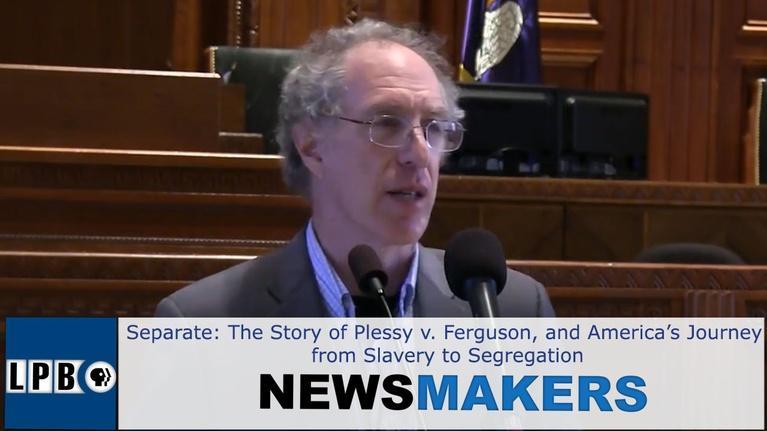Newsmakers: Separate: The Story of Plessy v. Ferguson,....