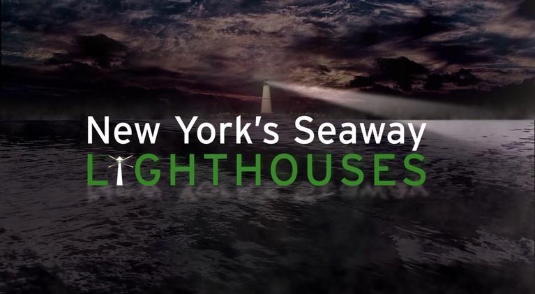 New York's Seaway Lighthouses: New York's Seaway Lighthouses