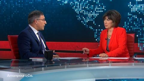 Amanpour and Company -- Neal Katyal Gives the Case for Impeachment