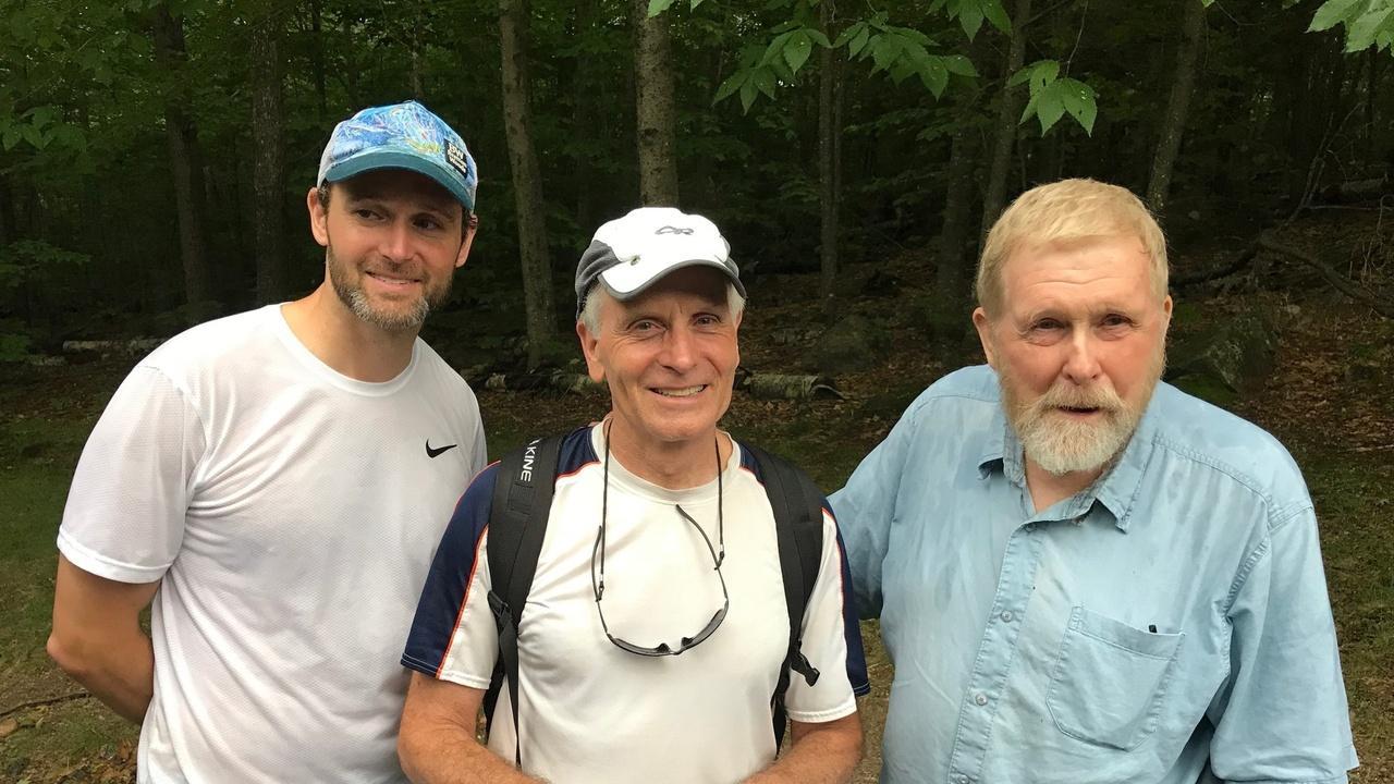 Barry Burbank Takes A Hike